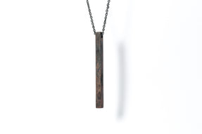 Cuboid Necklace (Half, DR+KA)