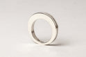 Crescent Crevice Ring (4mm, PA)