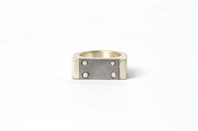 Plate Ring Single (9mm, MA+MST)