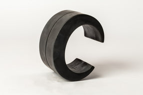 Crescent Crevice Bracelet v2 (60mm, KA)