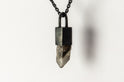 Talisman Necklace (Garden Quartz, KA+GQ)