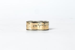 Contour Ring Double (17mm, DA18K)