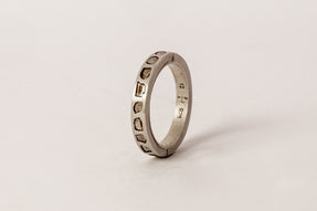 Sistema Ring (Mega Pavé, 4mm, DA+DIA)