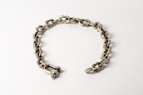 Charm Chain Choker (40cm, Extra Deco Small Links, Fuse, KA10KW)