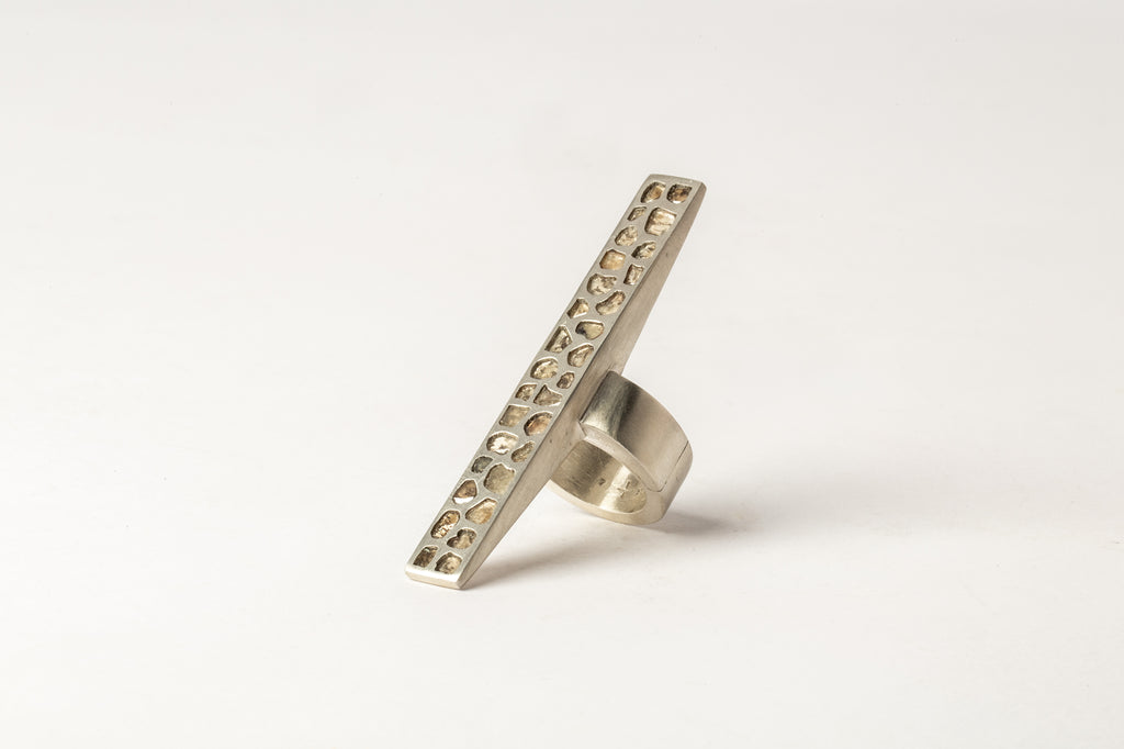 Sistema Ring (Rotated Bridge, Mega Pavé, 9mm, MA+DIA)
