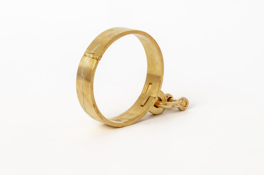 Restraint Cuff (Charm Version, 15mm, AG)