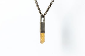 Talisman Necklace (Imperial Topaz, DA+ITOP)