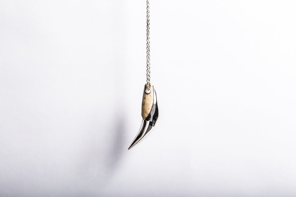 Bear Tooth Necklace Redux (OG, var. 1, Sheathed, TO+PA+MA)