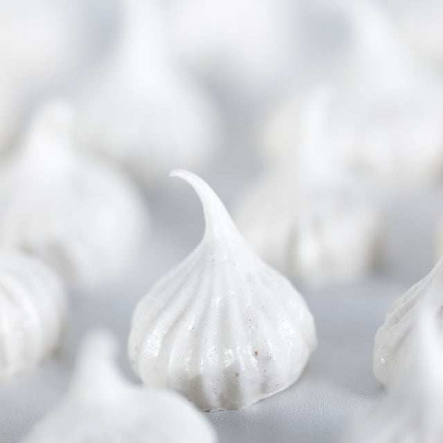 Heilala Vanilla Bean Meringue Kisses