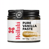 Vanilla Paste 65g - Vanilla Bean Paste for Baking - Heilala Vanilla, the Choice of the Worlds Best Chefs & Bakers, Using Sustainable, Ethically Sourced Vanilla, Multi-Award Winning