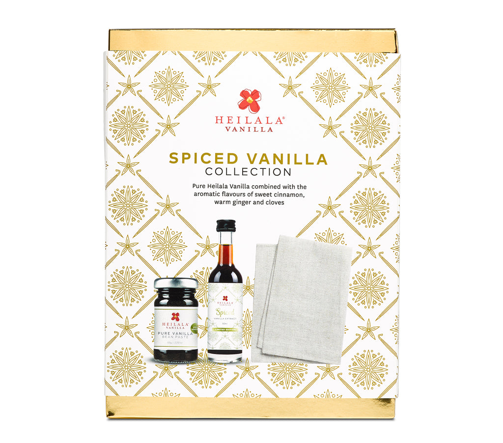 Spiced Vanilla Collection