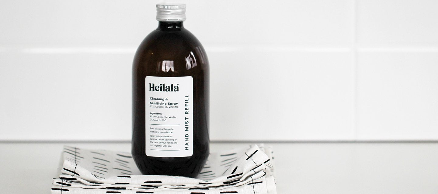 <center>Heilala is <br>the good vanilla</center>