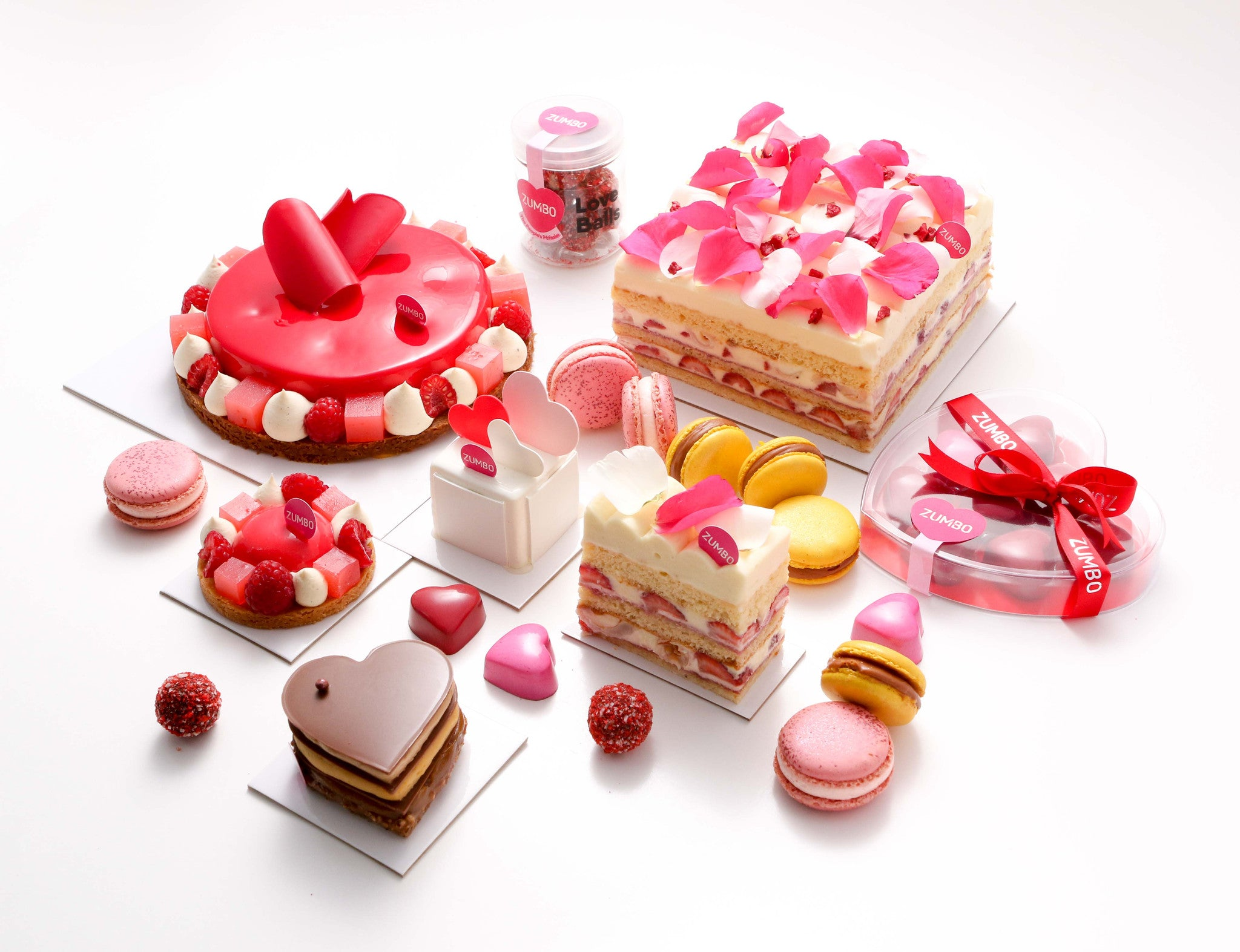 Seduce your sweetheart with the touch and taste of Heilala Vanilla and Zumbo this Valentine's Day