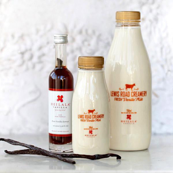 Lewis Road Creamery Fresh Vanilla Milk