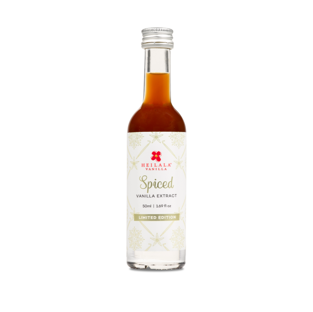 Christmas Spiced Vanilla Extract 50ml