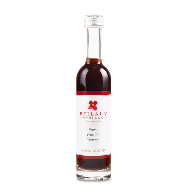organic heilala vanilla extract made with real vanilla