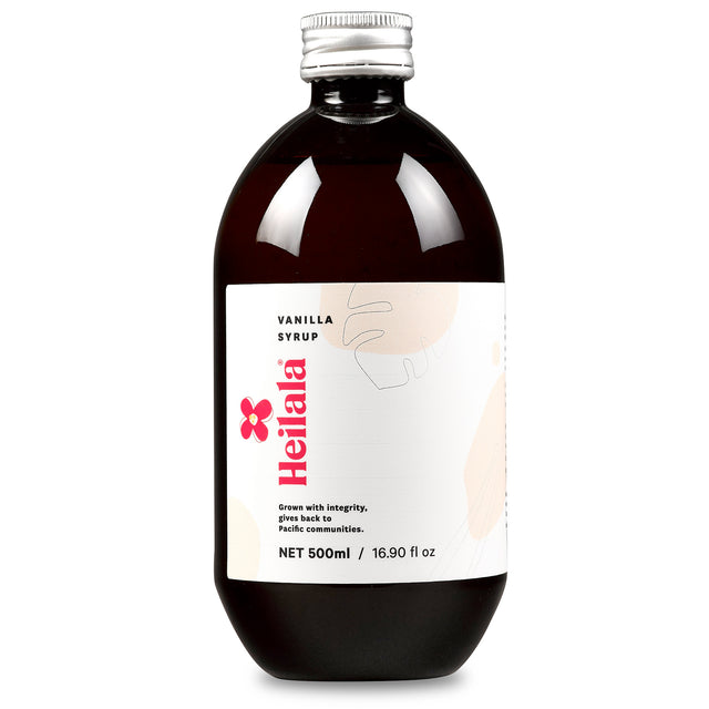 Vanilla Syrup 500ml