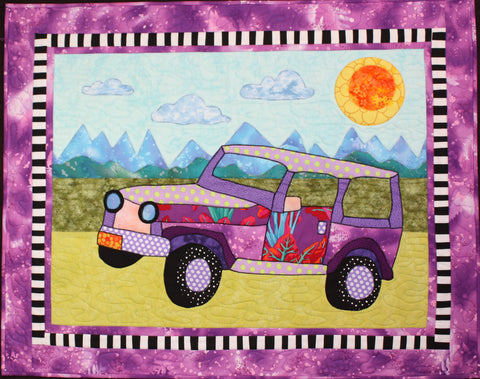 Jellybean Jeep