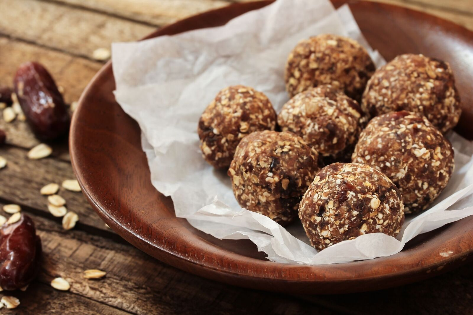 Spiced Bliss Balls