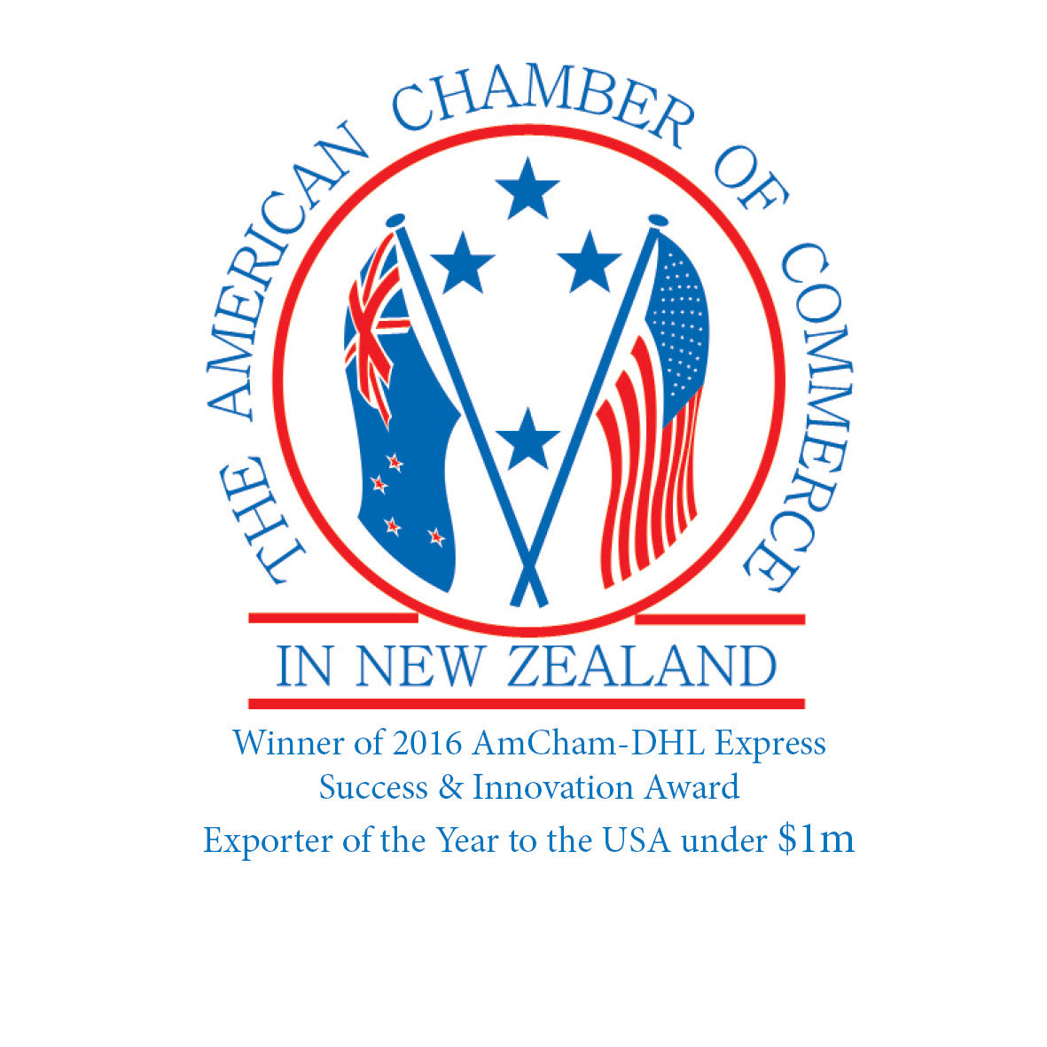 2016 AmCham Exporter of the Year