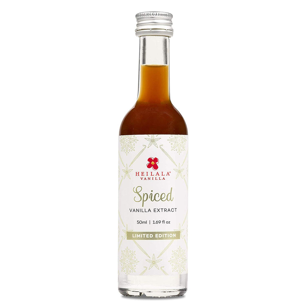 Cinnamon and Mixed Spice Vanilla Extract 1.69 fl oz