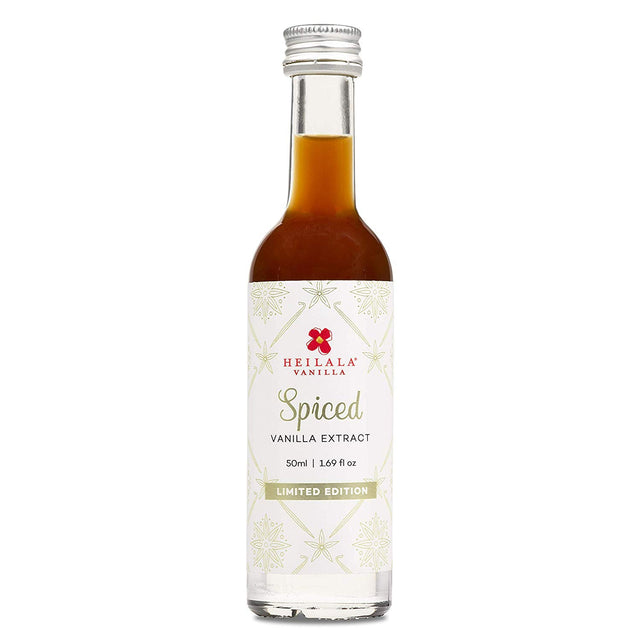 Spiced Vanilla Extract