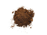 ground vanilla bean powder made from organic heilala beans