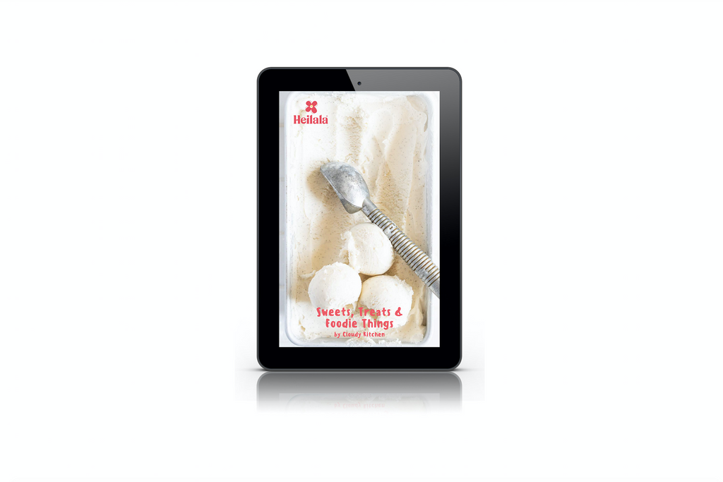 Sweets, Treats & Foodie Things Recipe eBook