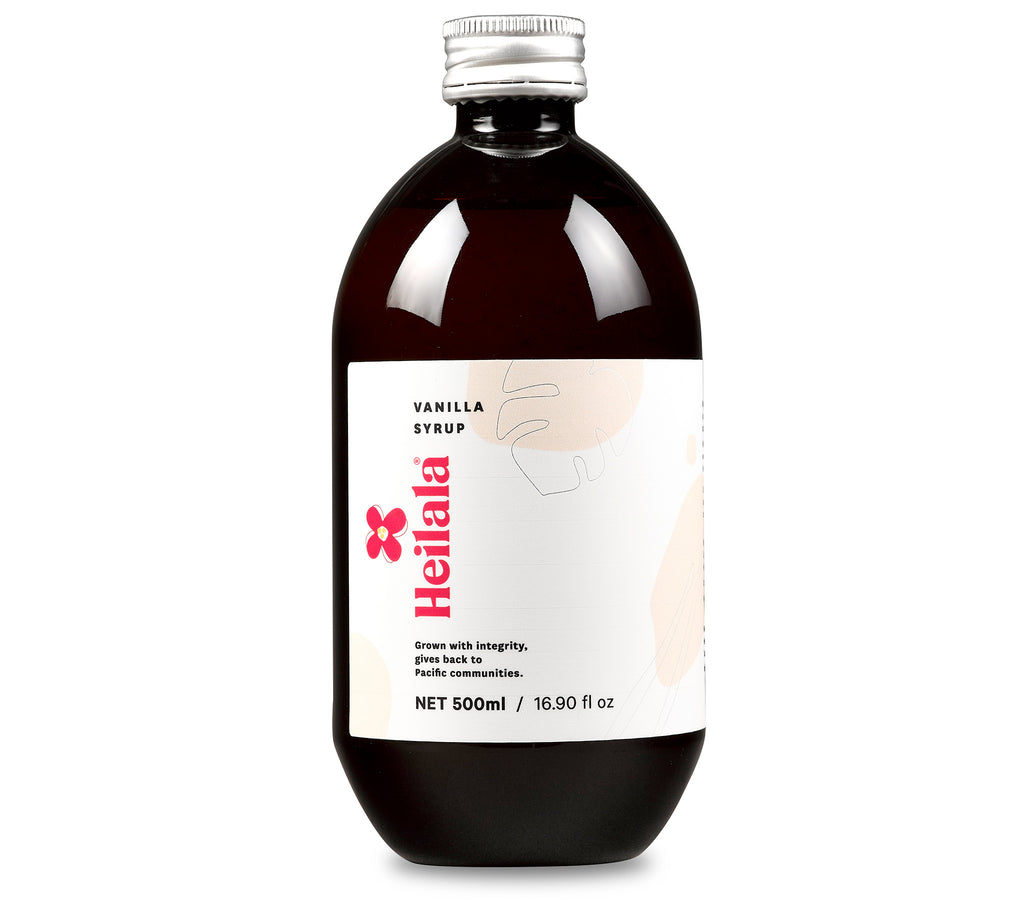Vanilla Syrup 16.90 fl oz (500ml)