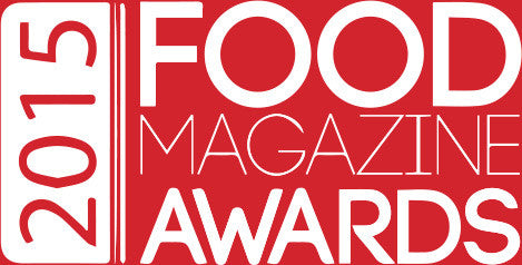 2015 Food Magazine Awards