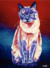 Cat Paintings