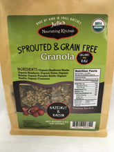 Load image into Gallery viewer, Organic Hazelnut & Raisin Grain Free Granola