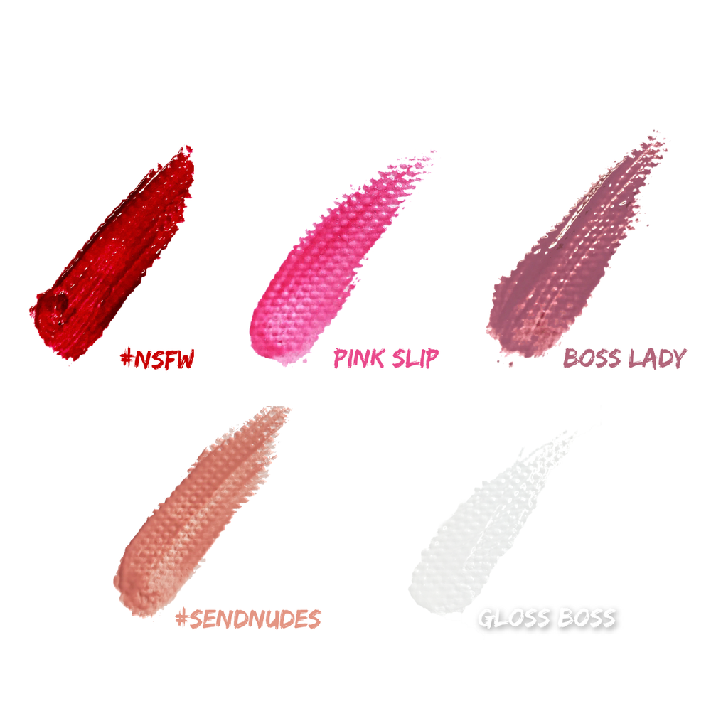MAGIC WAND LIP GLOSS COLLECTION