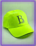 Born Legends 3M Reflective Performance Neon Green Cap