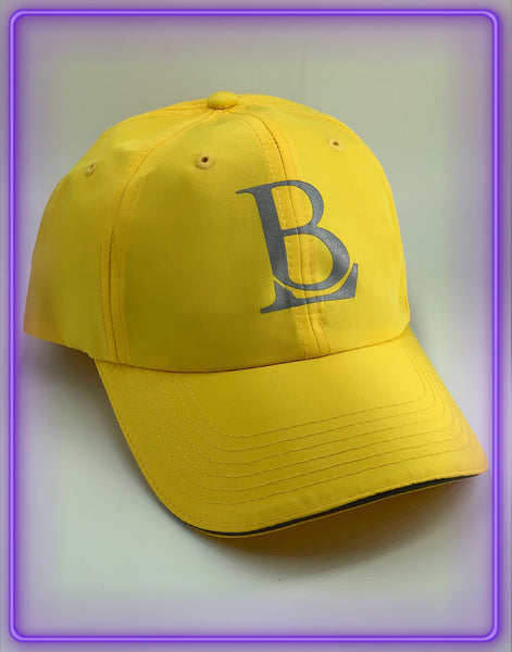 Born Legends 3M Reflective Performance Yellow Cap