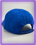 Born Legends 3M Reflective Performance Royal Blue Cap
