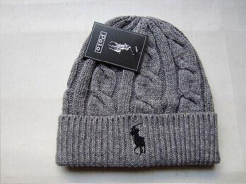 Polo Ralph Lauren Gray Beanie