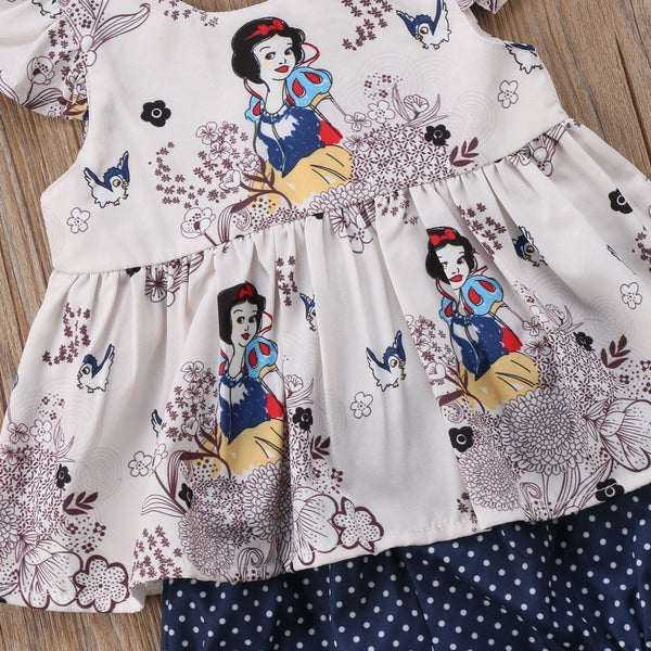 Baby Girls Snow White 2 Piece Set