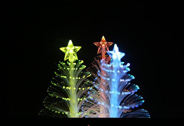 Mini Color Changing Christmas Tree