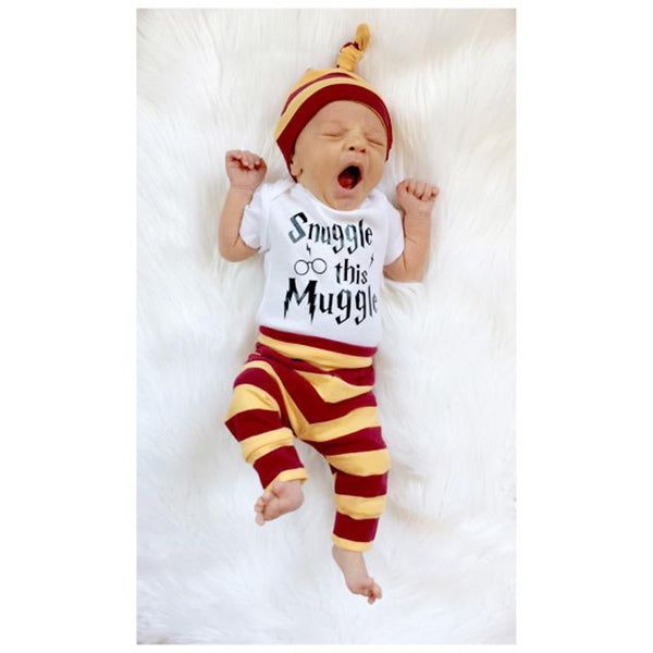 Baby Harry Potter 3 Piece Set