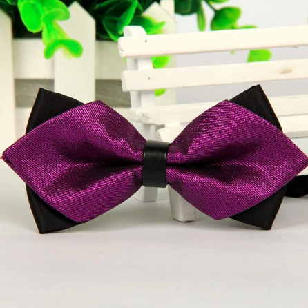 Double Layer Bow Tie