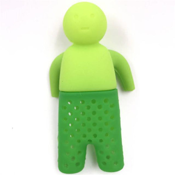 Silicone Mr Tea Infuser