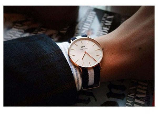 Daniel Wellington Classic Glasgow 40 mm