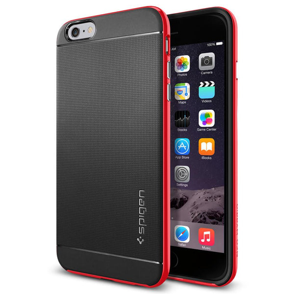 Spigen iPhone 6/6s Case Neo Hybrid (Red)
