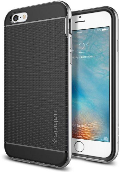 Spigen iPhone 6/6s Case Neo Hybrid (Silver)
