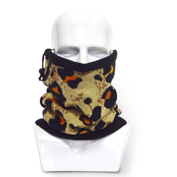 Patterned Neck Warmer