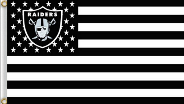 Oakland Raiders Flag - FREE OFFER