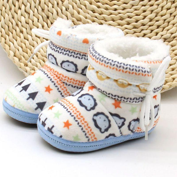 Baby Knit Warm Boots