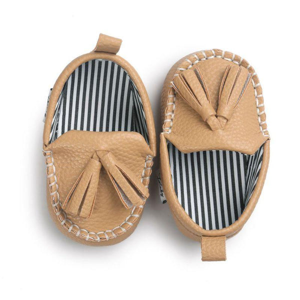 Baby Leather Loafers - FREE OFFER