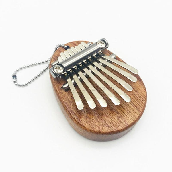 Mini Kalimba 8 Keys Traditional Piano